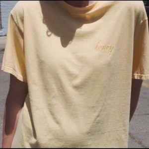 brandy honey shirt